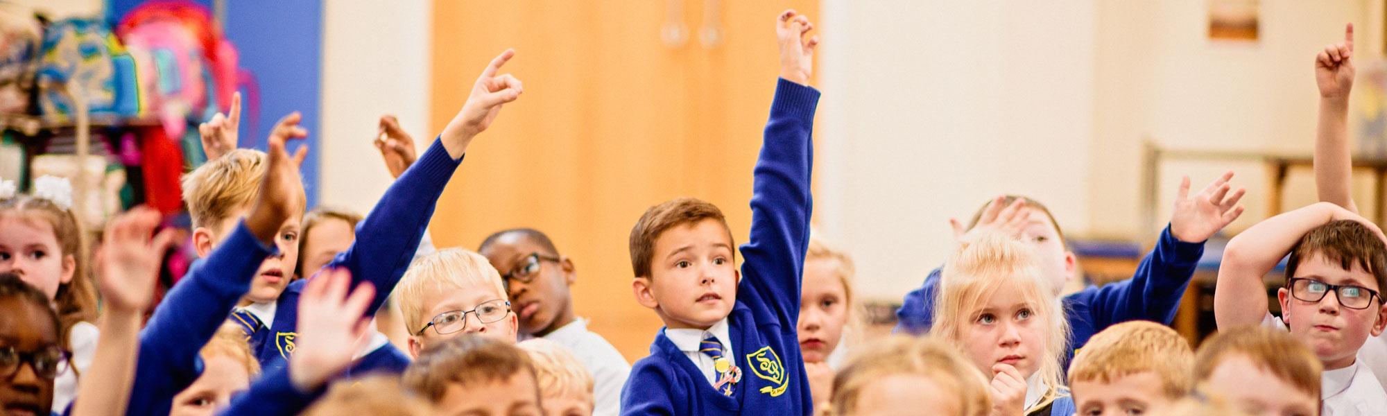 St. Philip's RC Primary School